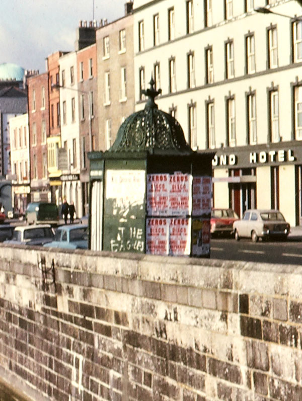 1932 – Pissoir, Upper Ormond Quay, Dublin