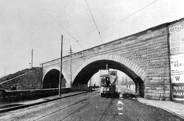 1845 – Clontarf Railway Bridge, Dublin