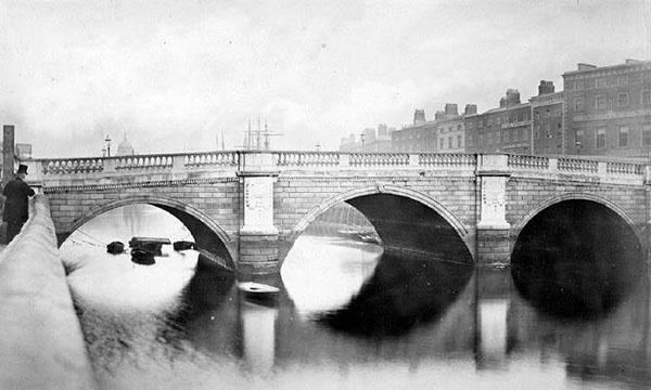 1798 – Carlisle Bridge, Dublin