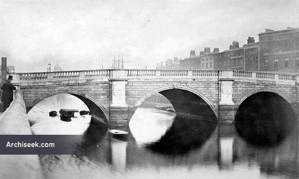 1798 – Carlisle Bridge, Dublin