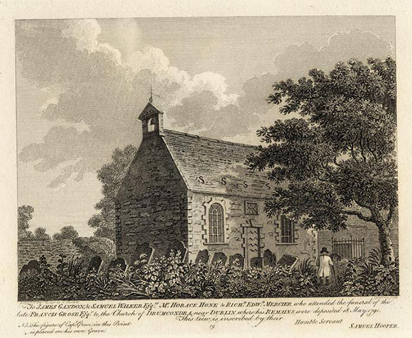 1743 – Church of Ireland, Drumcondra, Dublin