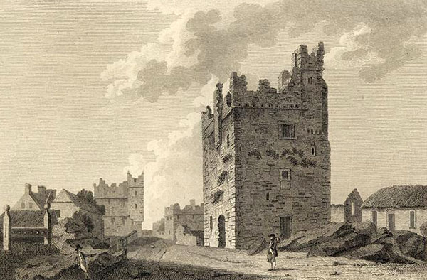 14th C. – Dalkey Castles, Co. Dublin
