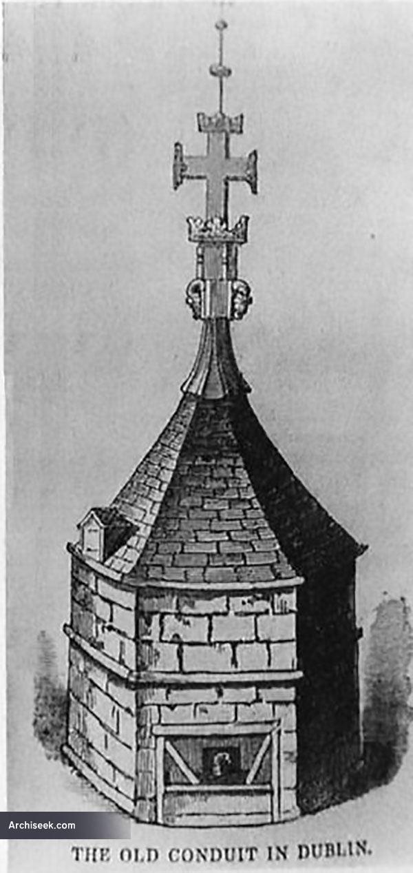 1308 –  Old City Conduit, James St., Dublin