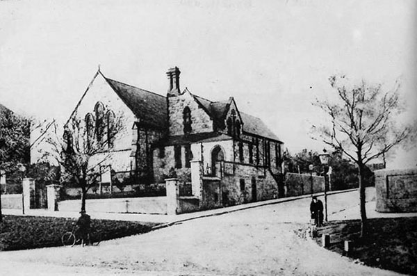 1901 – St. Aiden's Church, Drumcondra, Dublin