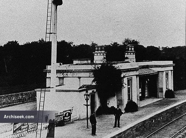 1847 – Railway Station, Blanchardstown, Co. Dublin