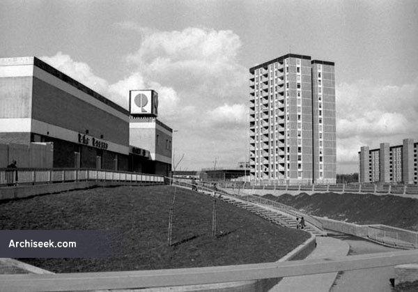1966 – Ballymun Towers, Dublin