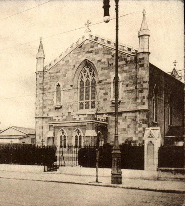 1838 – St. John The Baptist Church, Clontarf, Dublin