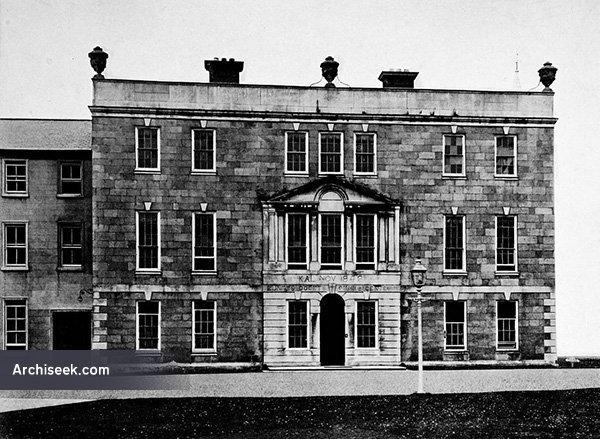 1726 – Drumcondra House, Dublin