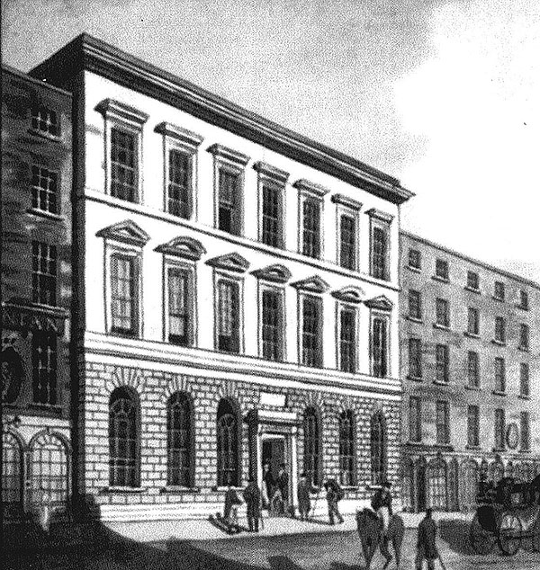 1799 – Commercial Buildings, Dame Street, Dublin