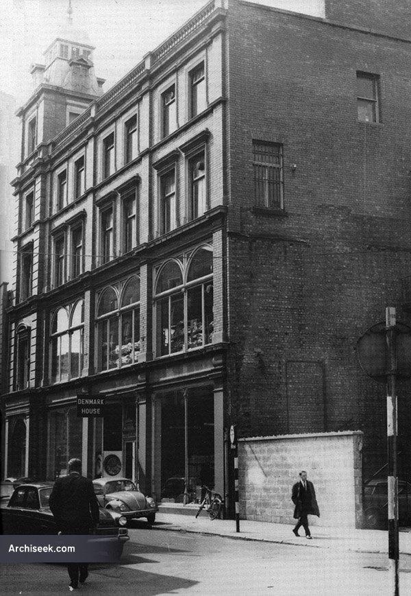 1890s – Denmark House, Little Denmark St., Dublin
