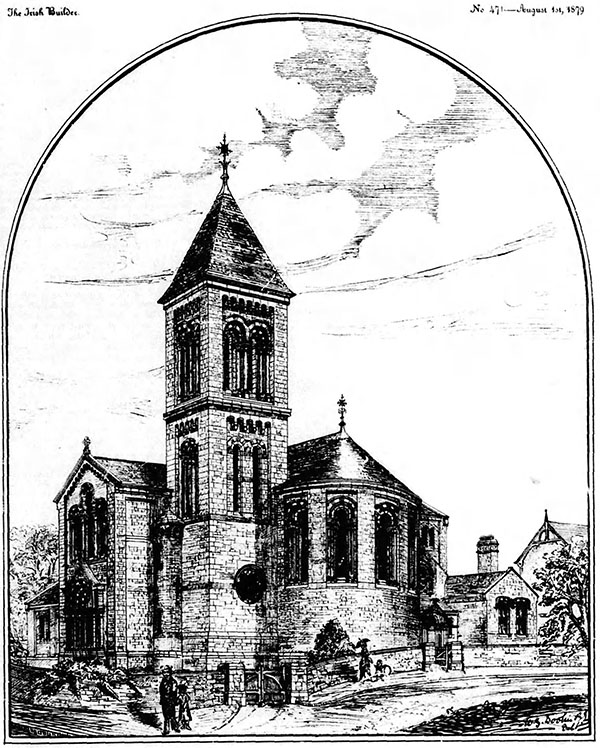 1879 – Church, Howth, Co. Dublin