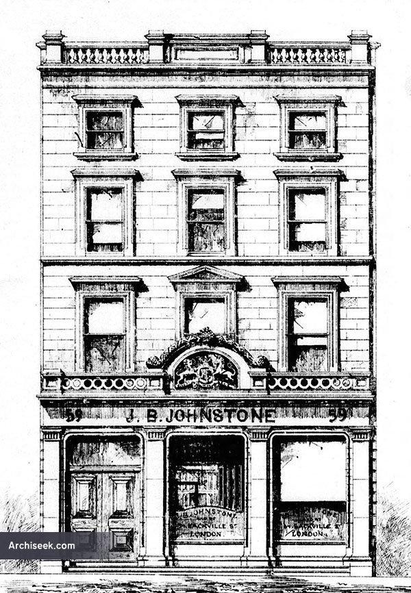 1867 – No.59 Dawson Street, Dublin