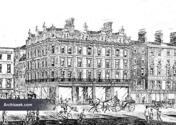 1881 – Nos. 96-100 Grafton Street, Dublin