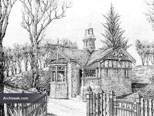1881 – Gate Lodge, Dalguise, Monkstown, Co. Dublin