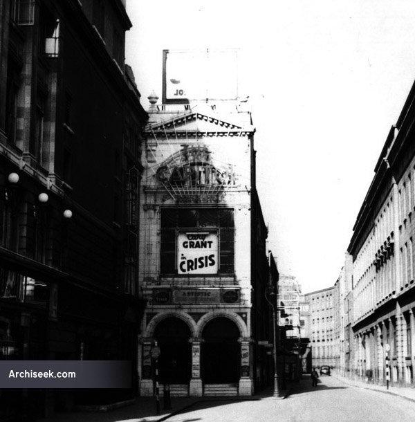 1920 – Capitol Theatre, Princes Street, Dublin