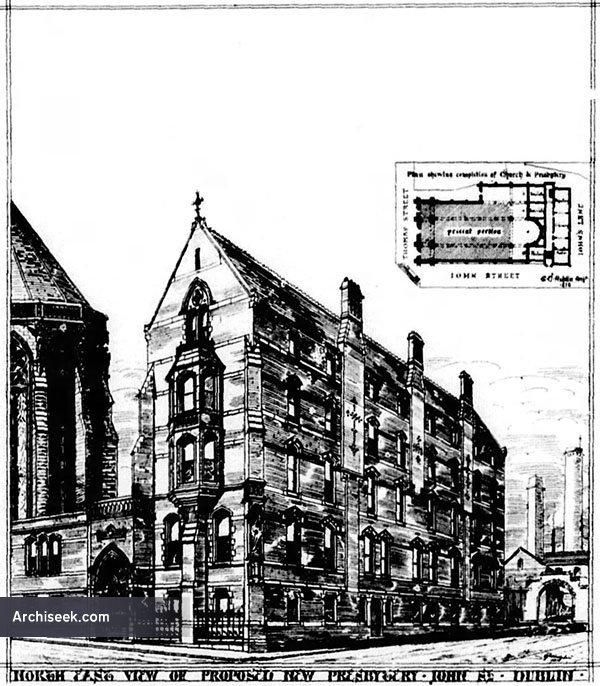 1880 – Presbytery, John's Lane West, Dublin