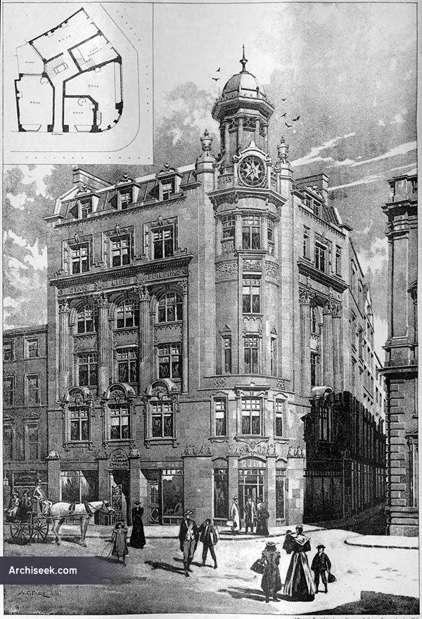 1899 – Star Life Assurance, College Green Dublin