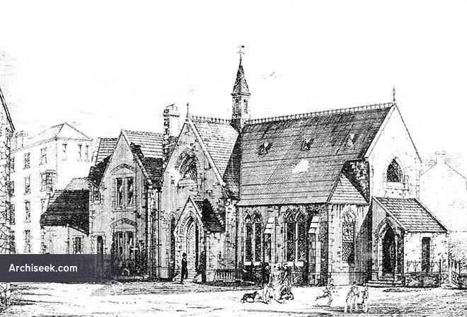 1881 – St. Andrew's Parochial Schools, Dublin