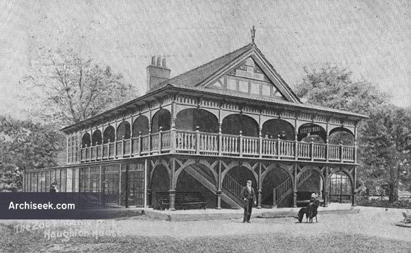 1899 – Haughton House, Phoenix Park, Dublin