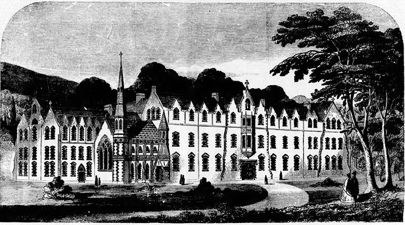 1861 – St. Mary's Institute for Catholic Blind Females, Harold's Cross, Dublin