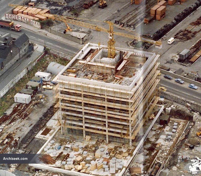 1981 – Dublin Port & Docks Building, East Wall, Dublin