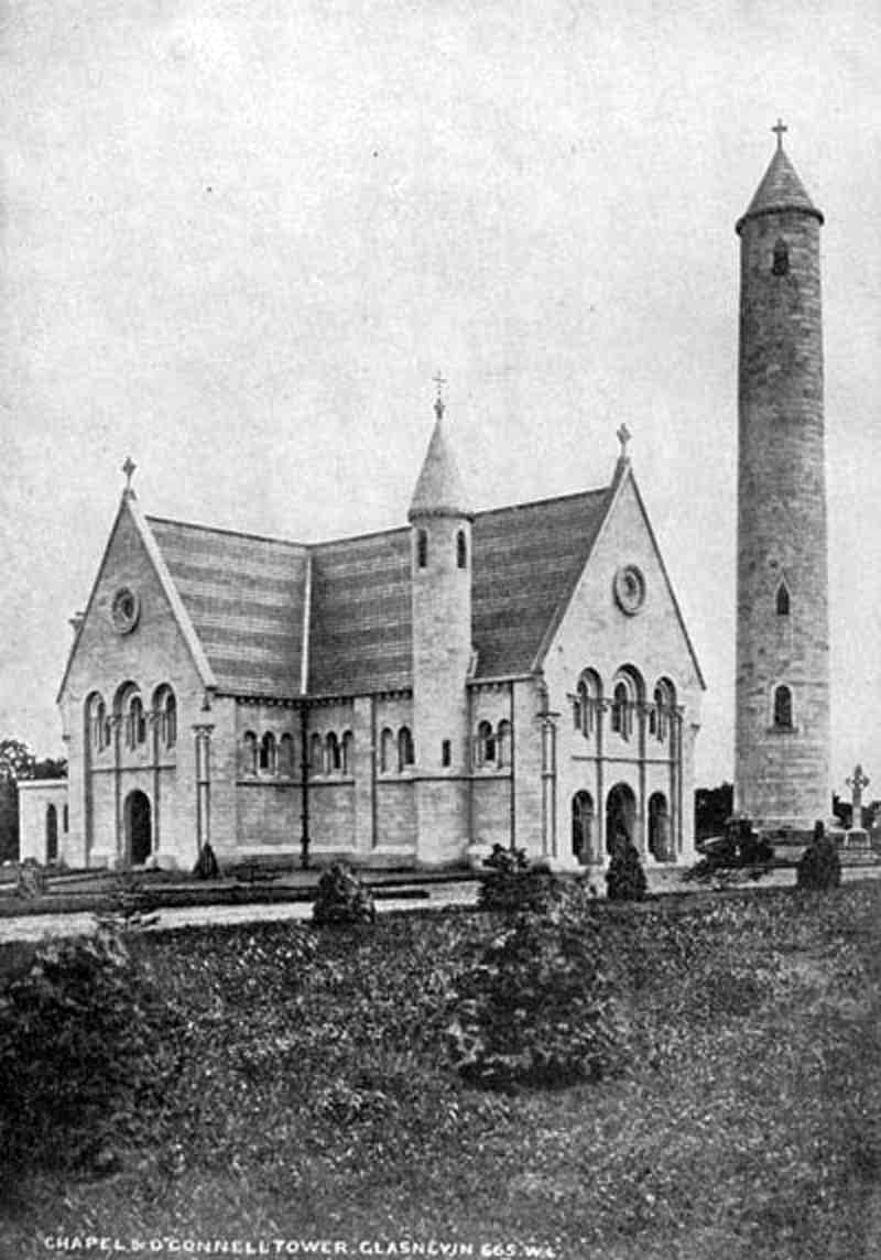 1879 – Mortuary Chapel, Glasnevin Cemetery, Dublin