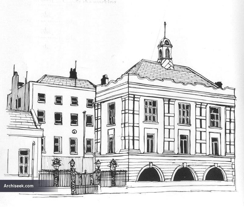 1898 – Former Technical School, Kevin Street, Dublin