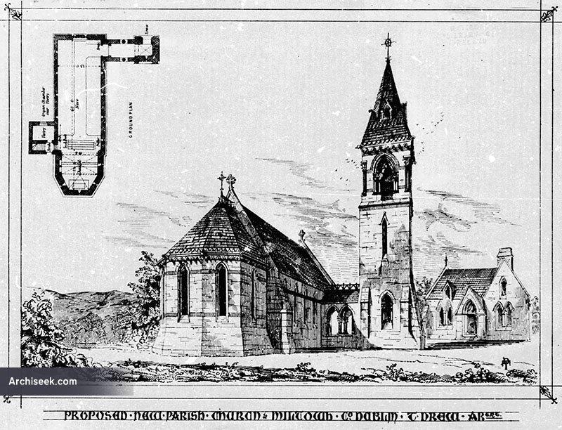 1867 – St. Philip Church of Ireland, Milltown, Co. Dublin