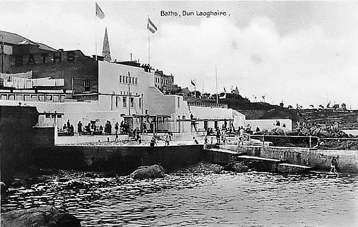 1908 – Swimming Baths, Dun Laoghaire, Co. Dublin