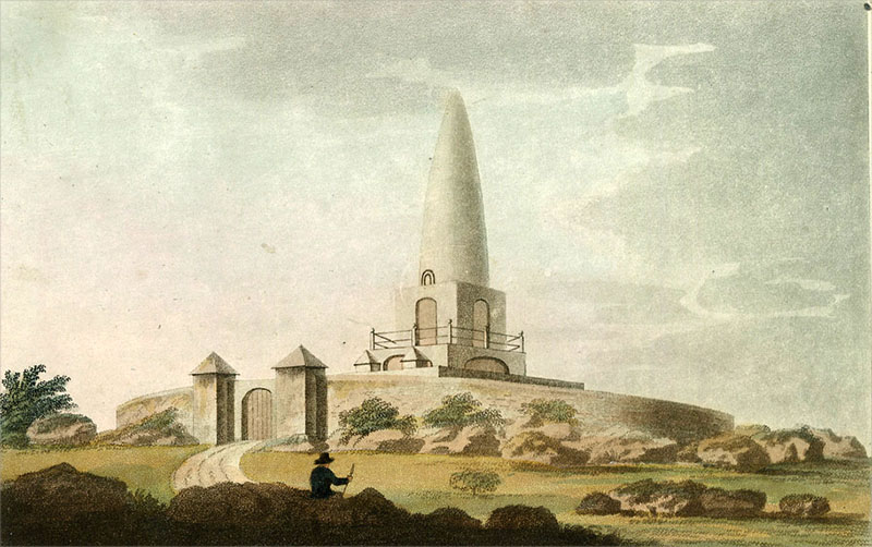 1742 – Obelisk, Killiney Hill, Co. Dublin