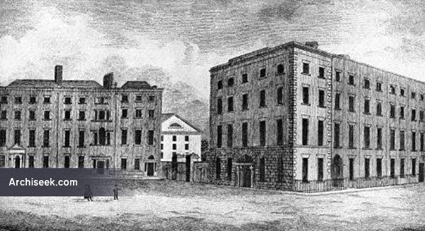 1756 – Nos 1-4 Kildare Place, Dublin