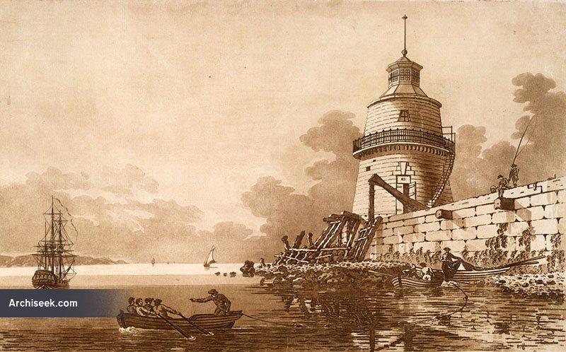 1768 –  Poolbeg Lighthouse, Dublin