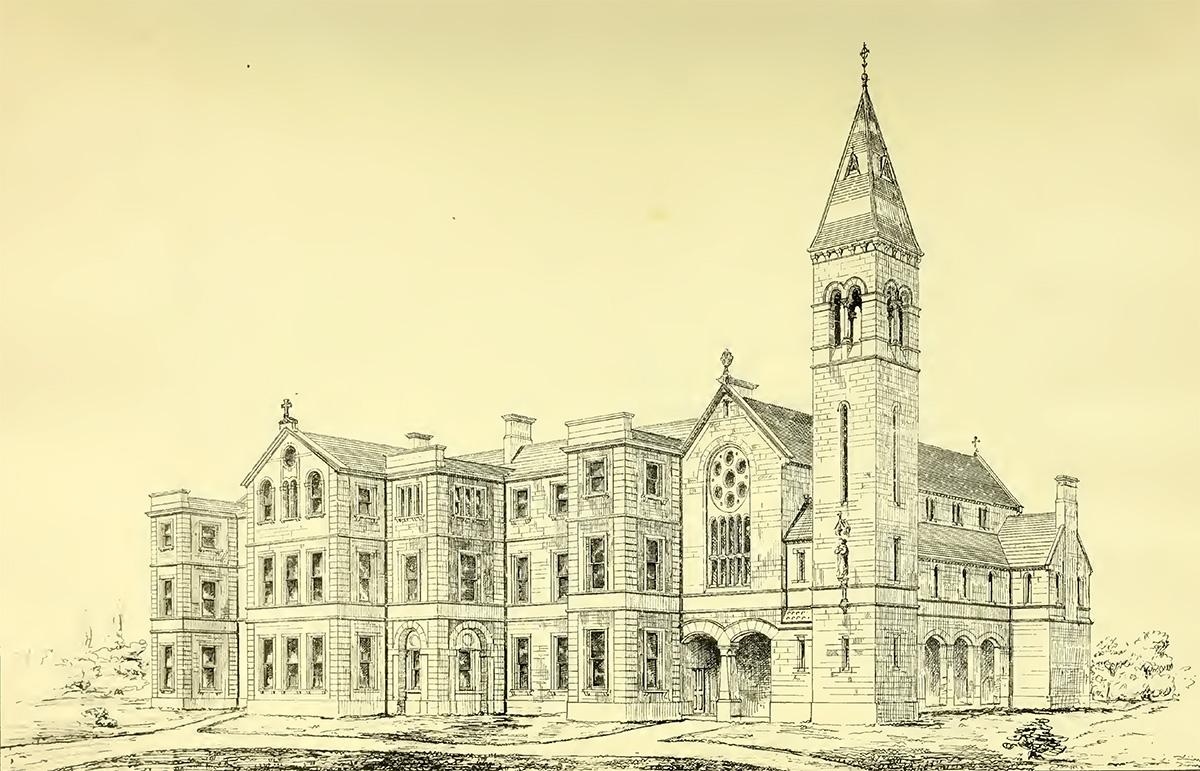 1878 – St. Vincent de Paul Orphanage, Glasnevin, Dublin