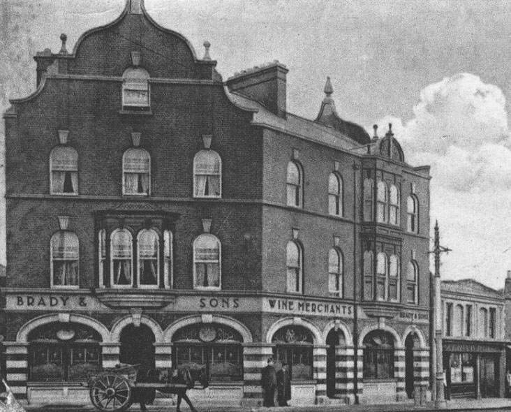 1890s – Brady & Sons, Terenure, Co. Dublin