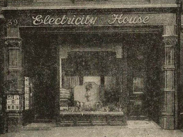1860s – No.39 Grafton Street, Dublin