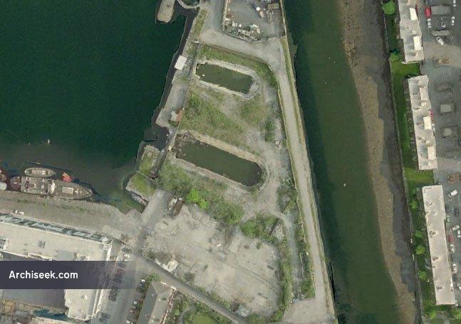 1796 – Graving Docks, Grand Canal Docks, Dublin