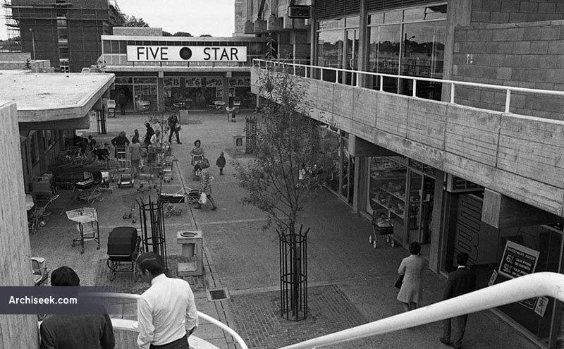1970 – Northside Shopping Centre, Coolock, Dublin