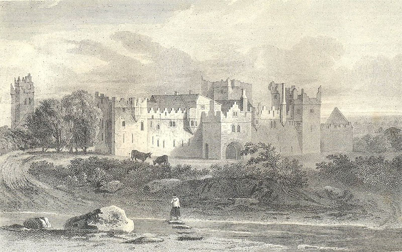 1729 –  Archiepiscopal Palace, Tallaght, Co. Dublin