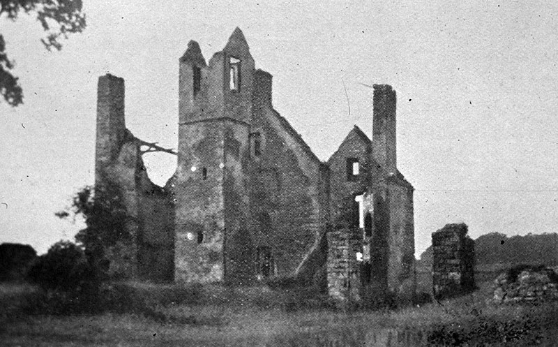 16th C. – Finglaswood House, Finglas, Co. Dublin