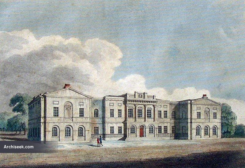 1808 – Sir Patrick Dun's Hospital, Grand Canal Street, Dublin