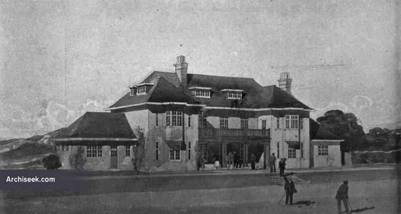 1912 – Golf Club House, Foxrock, Co. Dublin