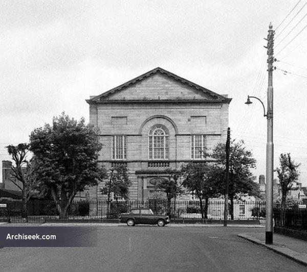 1800 – Former Free Church, Great Charles Street, Dublin