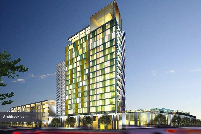2008 – Hotel Development, Red Cow, Co. Dublin