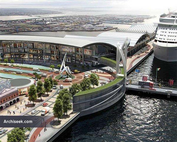 2015 Cruise Ship Terminal Dublin Architecture Of Dublin City Unbuilt Ireland Archiseek