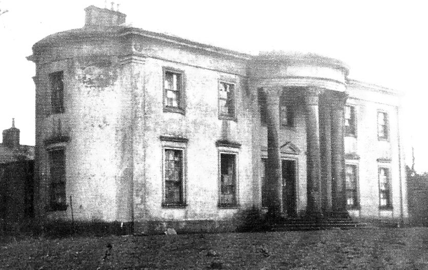 1840s – Innismore Hall, Derrybrusk, Co. Fermanagh