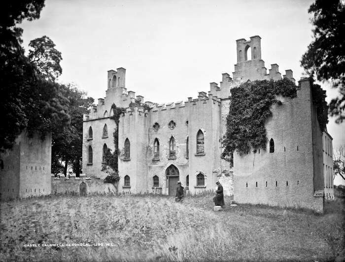 1619 – Castle Caldwell, Co. Fermanagh