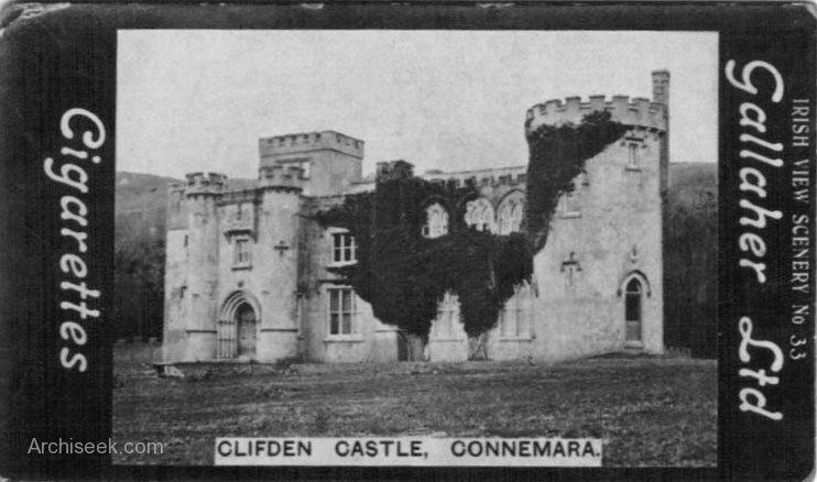 1815 &#8211; Clifden Castle, Clifden, Co. Galway