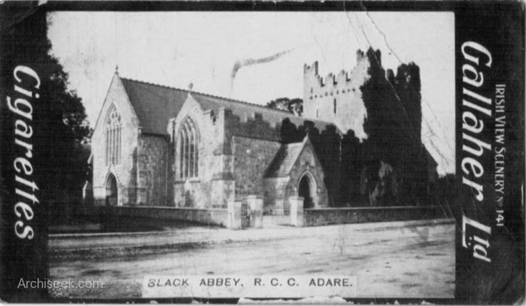 1811 – Black Abbey Church, Adare, Co. Limerick