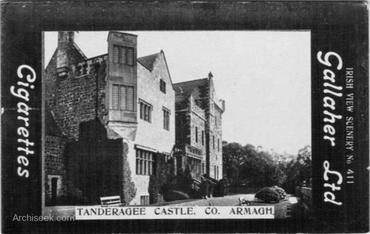 1837 &#8211; Tandragee Castle, Tanderagee, Co. Armagh
