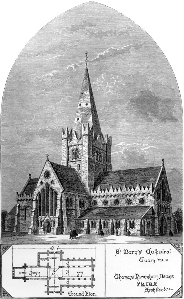 1878 &#8211; St Mary&#8217;s Cathedral, Tuam, Co. Galway